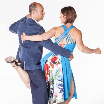 Argentine Tango: where does the leade...
